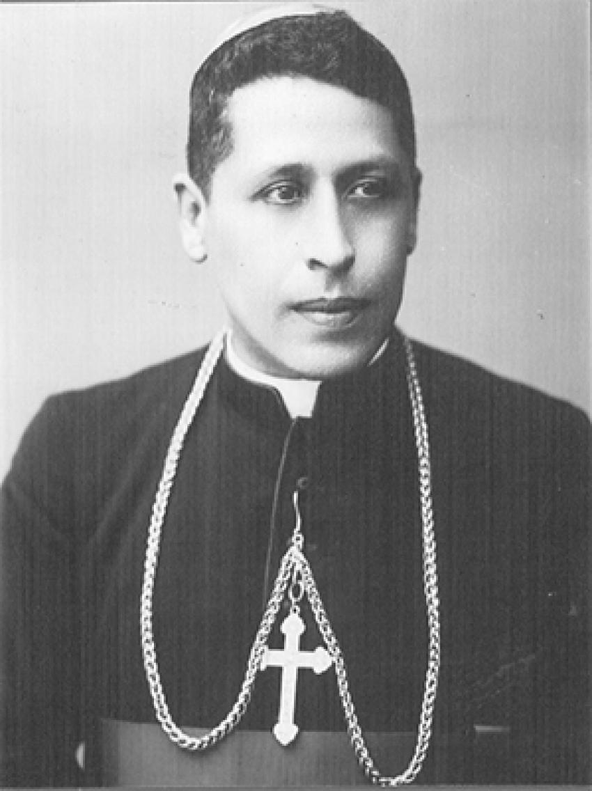 A 80 años de la toma de posesión de Mons. Sanabria como segundo arzobispo