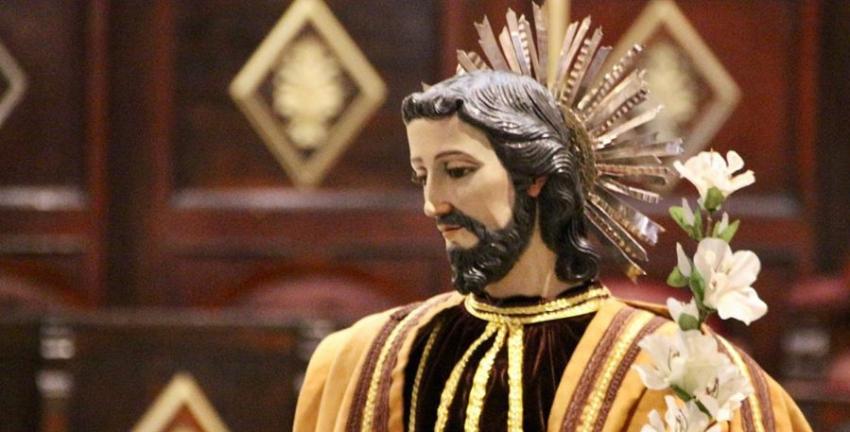 Celebración en honor a San José Obrero