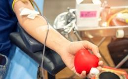 Donación de sangre se redujo en un 75%