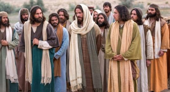 Los discípulos ambiciosos