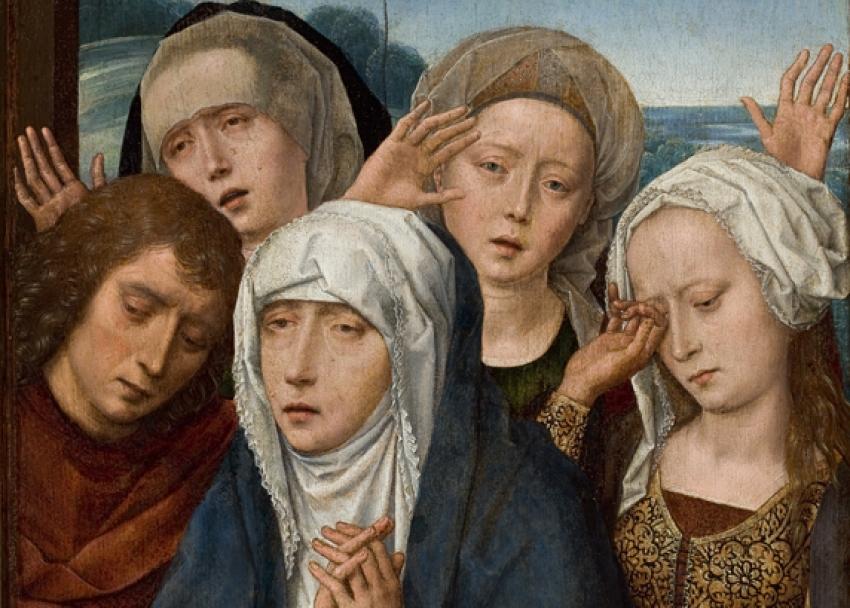 María, la madre de Santiago y José