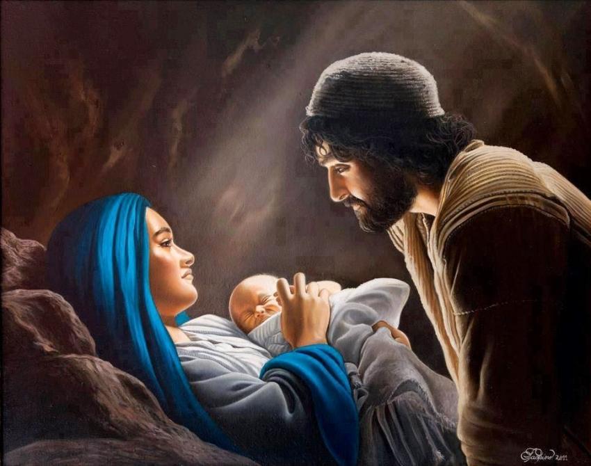 San José, modelo de padre y esposo