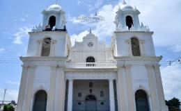 Basílica de Santo Domingo de Heredia quedará como nueva