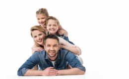 Defendamos la belleza de la familia