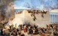 ¿Cuándo sucedió la destrucción de Jerusalén?