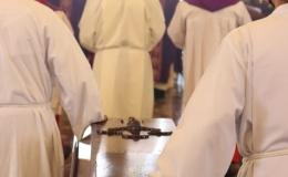 Catedral Metropolitana despide los restos de Mons. Enrique Bolaños