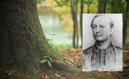 Monseñor Thiel: el obispo que hablaba de árboles