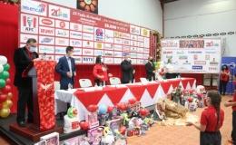 Obras del Espíritu Santo entregará juguetes de Navidad por todo el país