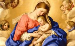 María, modelo de maternidad