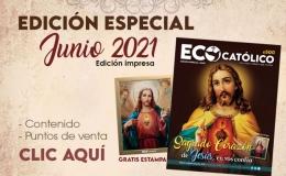 Eco Católico, edición especial impresa de Junio