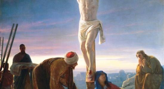 ¿De verdad hubo un terremoto cuando murió Jesús?