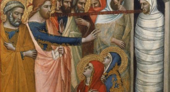 ¿Lázaro de Betania es santo como sus hermanas?
