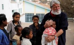 El Padre Opeka, vicentino, de nuevo candidato al Nobel de la Paz
