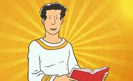 Una película animada sobe San Agustín de Hipona
