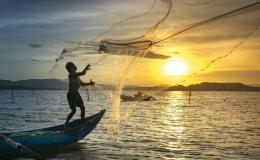 Ofrecer la oportunidad de pescar