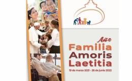Un año para ser testigos del amor familiar