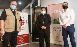 Pastoral Social-Cáritas firma convenio solidario con Coopedota